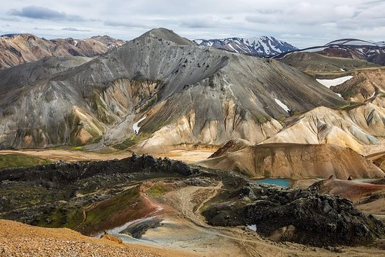 Landmannalaugar e Highlands of