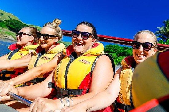 Jet Boat Safari på Sigatoka River