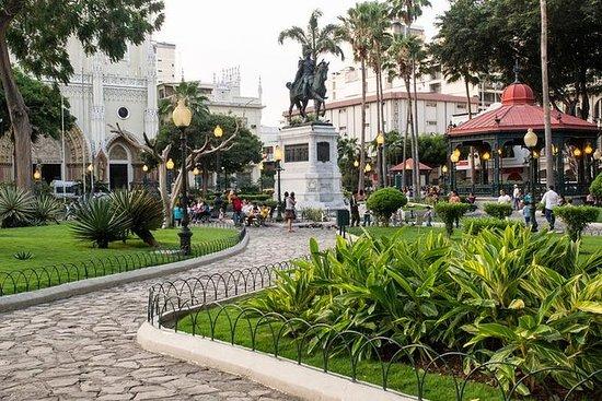 Recorrido por la ciudad de Guayaquil