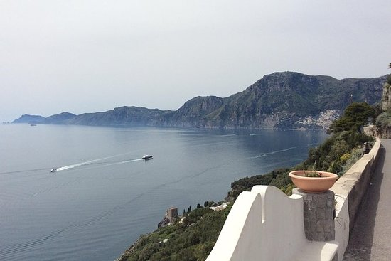 Fulldags Private Amalfi Coast Tour...