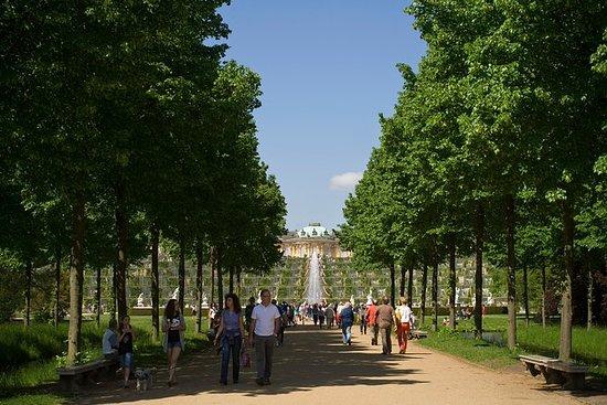 Potsdam – Spaziergang von Berlin