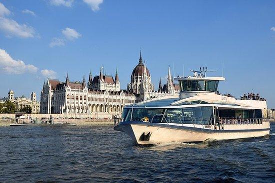 Cruise med Duna Bella i Budapest
