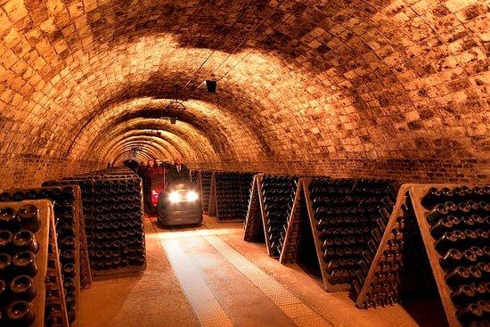 The Montserrat and Codorniu Wine...