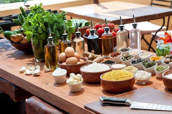 Experiencia de cocina y degustación...