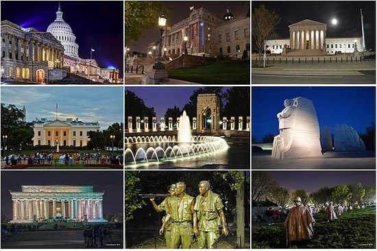 See DC Today - Small Group Moonlight...