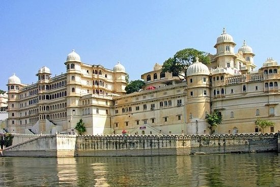 Privat helgedag Udaipur City...