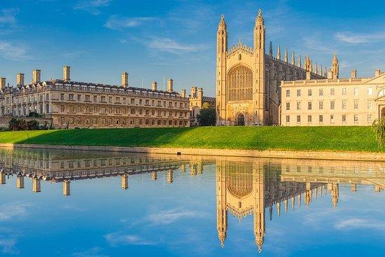 来自伦敦的剑桥和牛津之旅