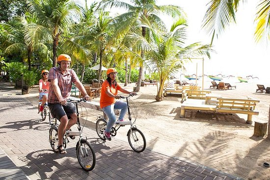 半日沙努尔美食自行车之旅