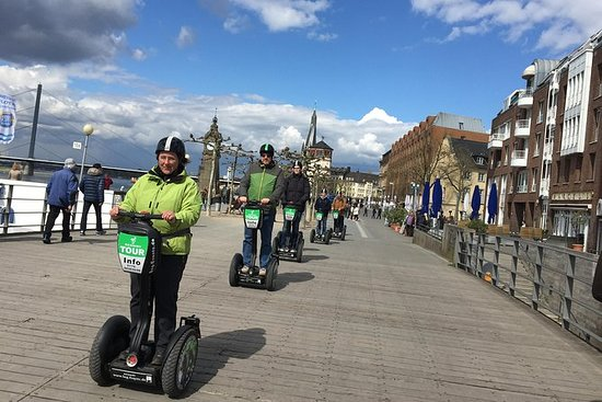 Düsseldorf Segway Tour: klassieke ...