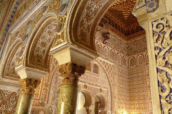 Visita guiada al Alcázar de Sevilla...