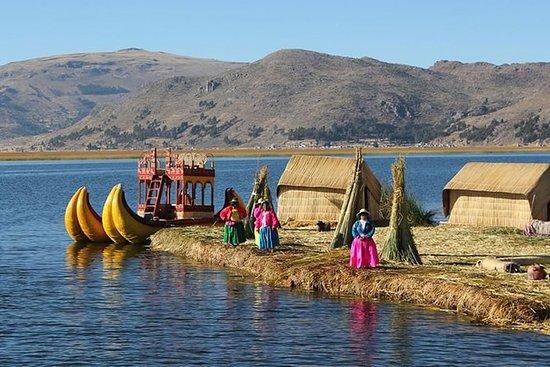 Lake Titicaca Fulldagstur fra Puno...
