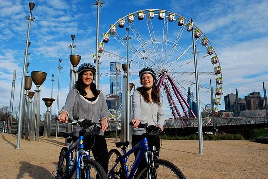 Melbourne Bike Tour from Federation...