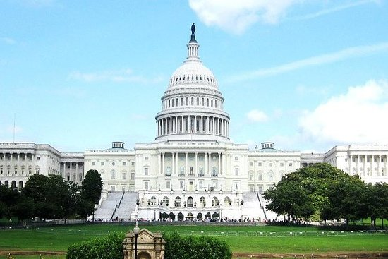 DC豪华半日游,预留美国国会大厦入场券
