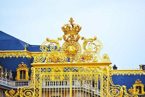 Excursion à Versailles et au Louvre...
