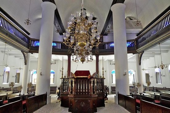 Jødisk arv av Curacao