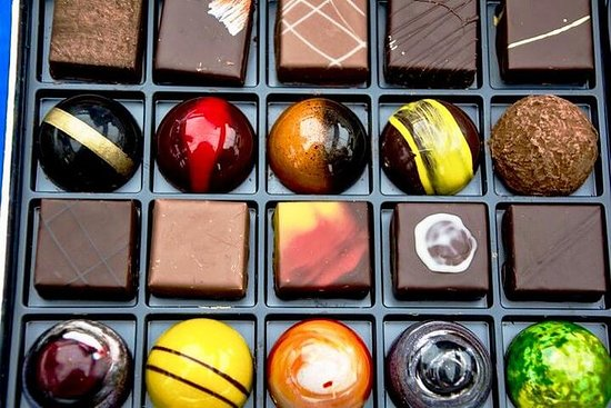Chocolate Flavours: 3-hour Tasting...