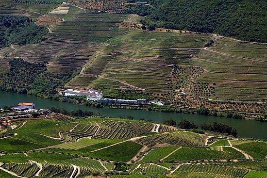Douro adembenemende landschappen ...