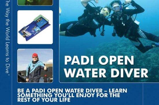 长滩岛开放水域潜水员认证