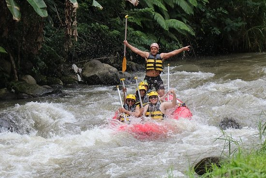 Bali White Water Rafting All