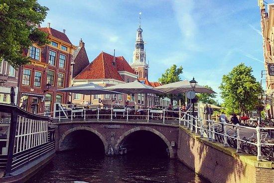 Lille gruppe Alkmaar City Walking Tour