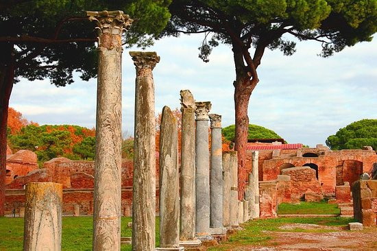 Ostia Antica Tour de Rome - Petit...