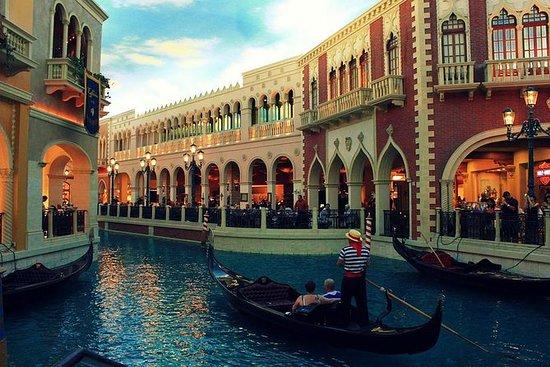 Excursão a pé em Veneza e passeio de...