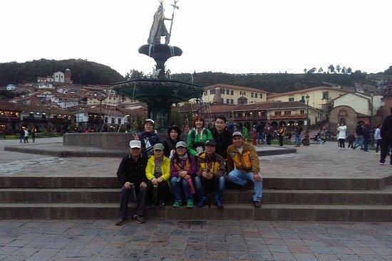 Tour a piedi di Cusco - All Inclusive