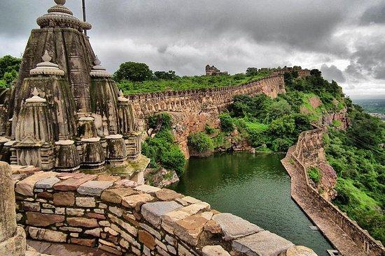 Udaipur a Jaipur Excursão de um dia a...