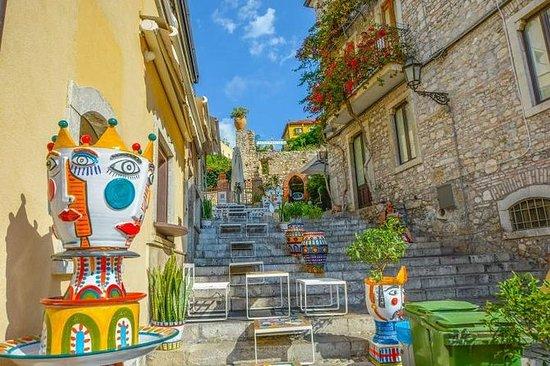 Taormina, Savoca und Castelmola...