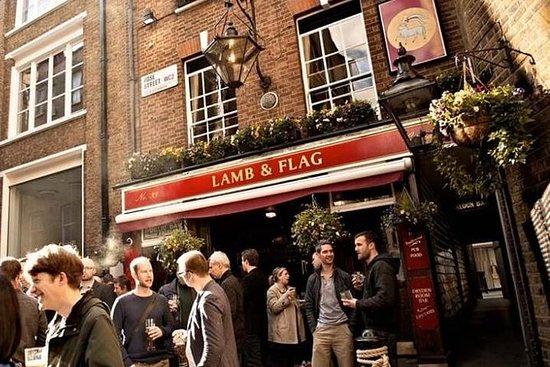 秘密伦敦酒吧之旅:回到过去,体验伦敦精酿啤酒