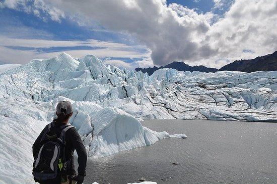 Excursión de verano al glaciar...
