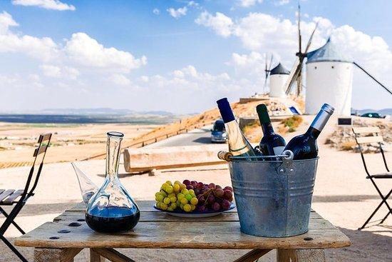 托莱多一日游和唐吉诃德风车之旅,专家指南和奶酪品尝