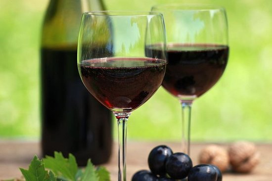 Tour de vinhos da região de...