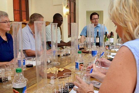 Classe del produttore di vino presso