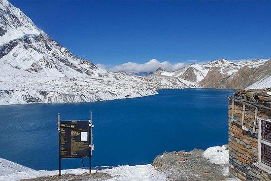Annapurna Circuit med Tilicho Lake...