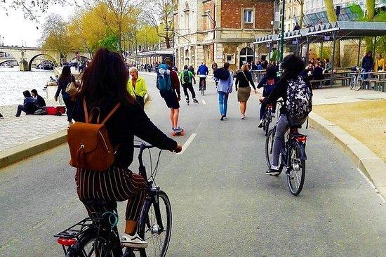 París: Recorrido en bicicleta por...