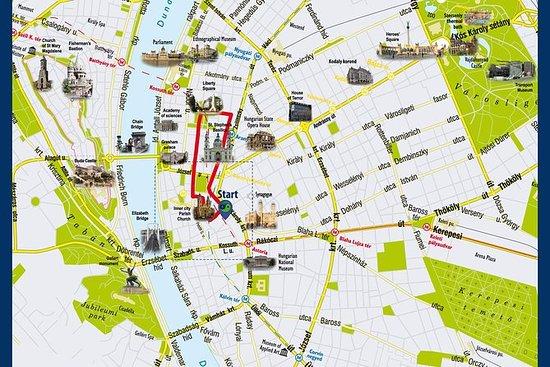 Karta Over Budapest Sevardheter.Kulturrundturer De 10 Basta I Budapest Tripadvisor
