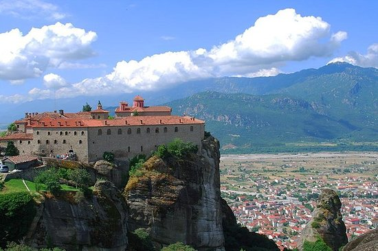 METEORA - 2 Days by Train from Athens...
