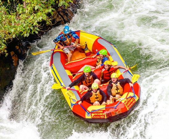 Okere Falls Photo