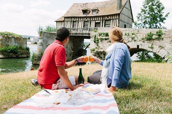 Visite à pied du jardin de Monet et de...