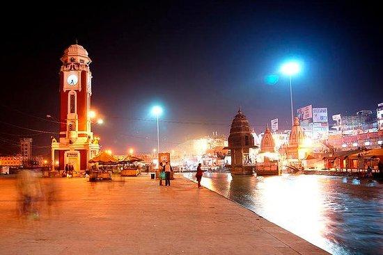 Golden Triangle Tour med Haridware og...
