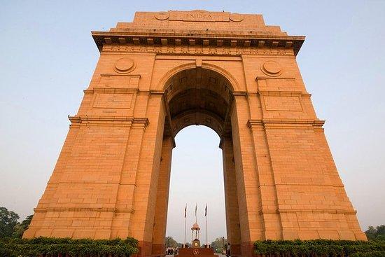 私人德里城市之旅包括新德里和旧德里