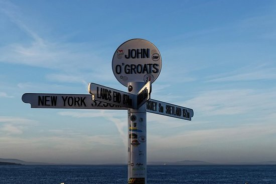 John O Groats et le Grand Nord...