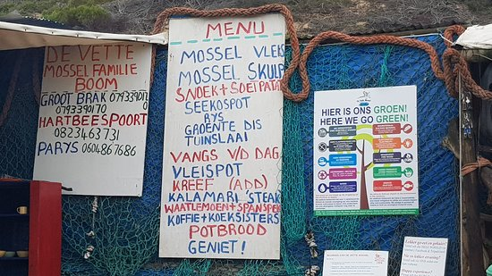 De Vette Mossel Groot Brak張圖片