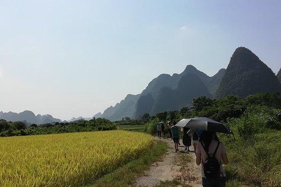 一日漓江徒步旅遊