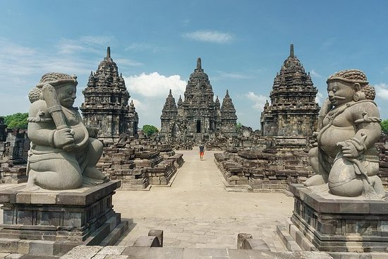 Prambanan Temple Sunset Tour from...