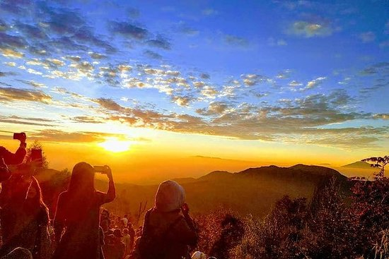 Dieng Plateau Tour with Sikunir Sunrise...