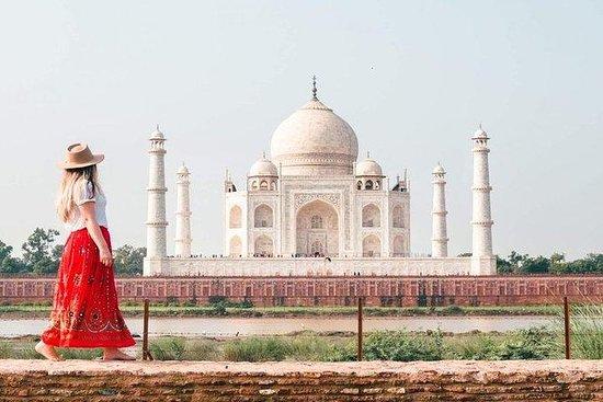 Taj Mahal Philanthropic Day Tour From Delhi
