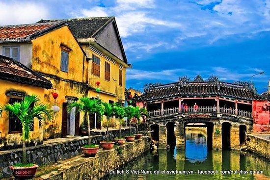 Danang - Hoian fra Chan May Cruise...