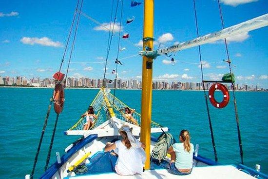 Paseo en barco en Fortaleza